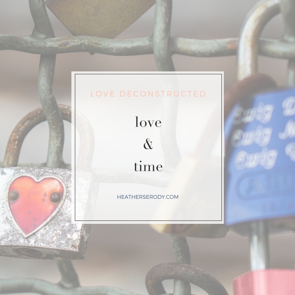 love and time - Thrive In Midlife