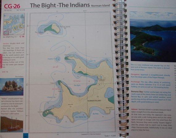 map Norman Island