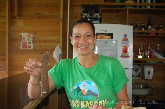 Plas Cassav - St. Lucia