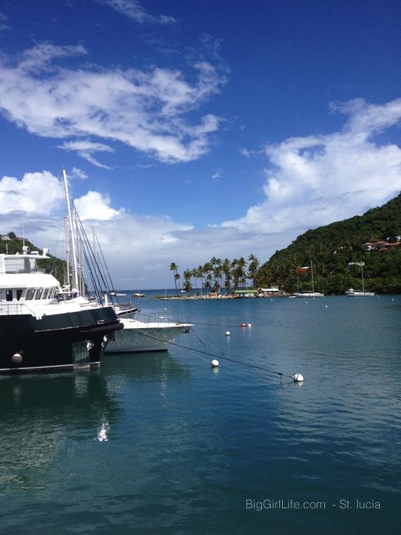 Marigot Bay St. Lucia