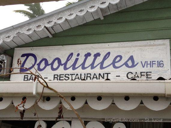 Doolittle's - Marigot Bay St. Lucia