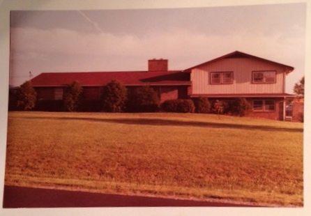 The 'new' Brenwood house