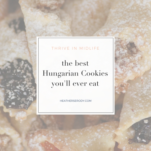 The best Hungarian Cookies you'll ever eat - Thrive In Midlife (1)