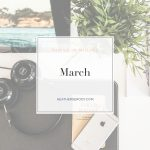 March Spotify Playlist | Thrive In Midlife