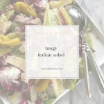 tangy italian salad- Thrive In Midlife (1)