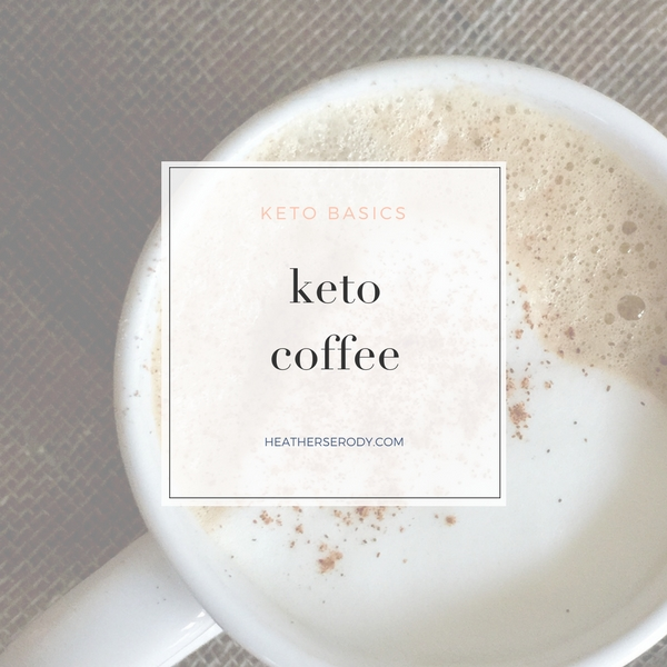 keto coffee -Thrive In Midlife