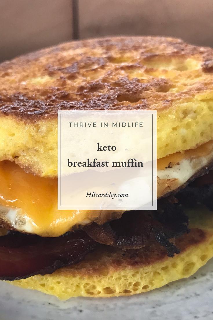 keto breakfast muffin