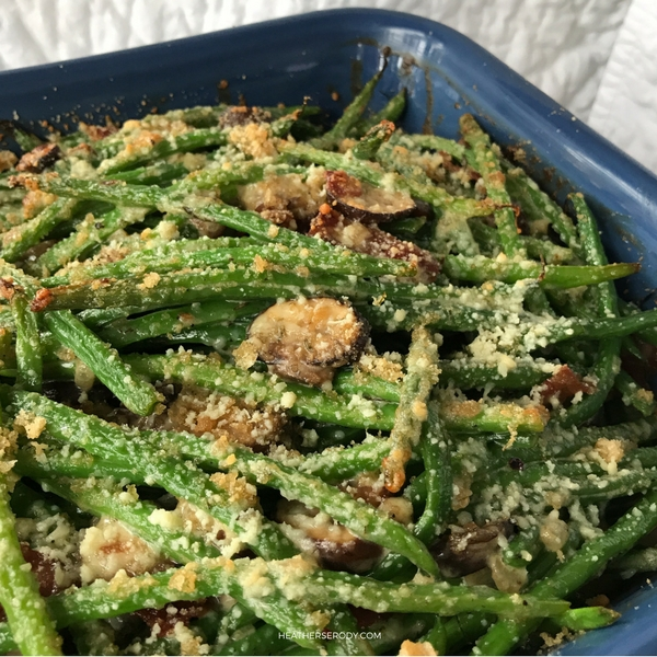 keto green bean casserole- Thrive In Midlife (1)