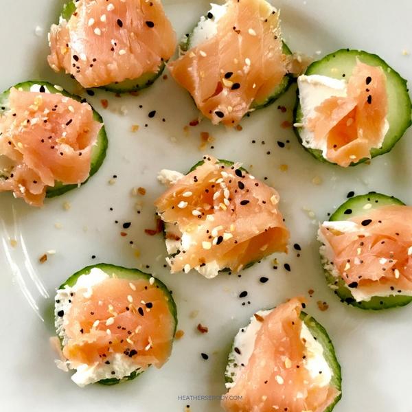 everything salmon bites- Thrive In Midlife