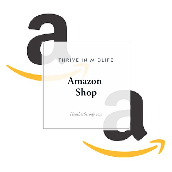 Thrive In Midlife Amazon Shop• Thrive In Midlife