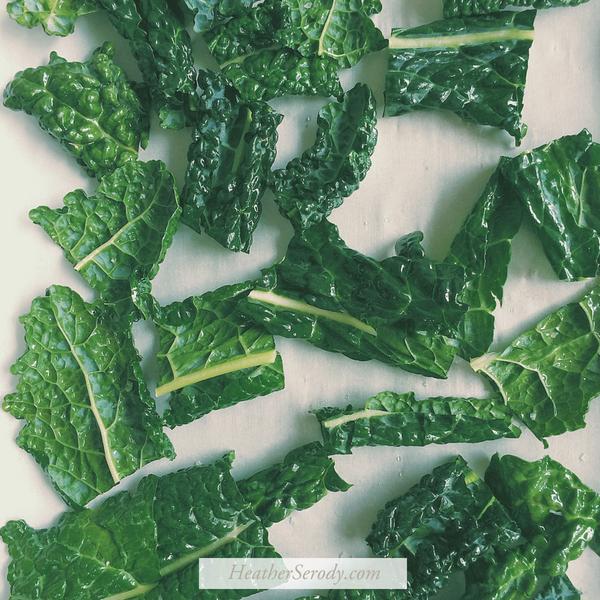 salt & vinegar kale chips • Thrive In Midlife Thrive In Midlife
