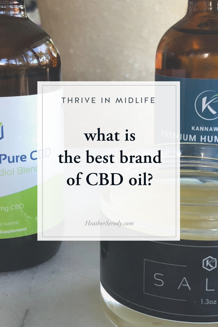 Not all CBD is created equally. If you read my Beginner's Guide to CBD oil, you know why CBD is exploding in popularity. Studies show it's promise for maximize your health & wellness in a natural way that works with your body's own physiology. In this post, I want to explain a little more about why Kannaway is my number one recommended CBD oil brand and the one I personally use myself.