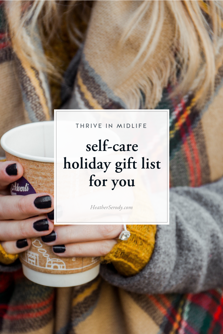 holiday self care gifts for you